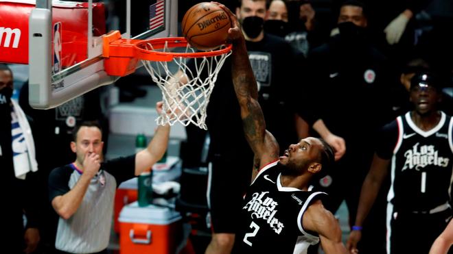 Kawhi Leonard revive a los Clippers