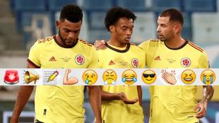 Colombia venció 1-0 a Ecuador con una joya de Cardona.