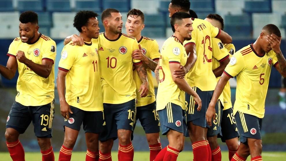 Jornada 2 Copa América 2021: ¿Cuándo juega Colombia su ...
