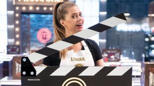 Lorna Cepeda fue la segunda eliminada del Master Chef Celebrity 2021.