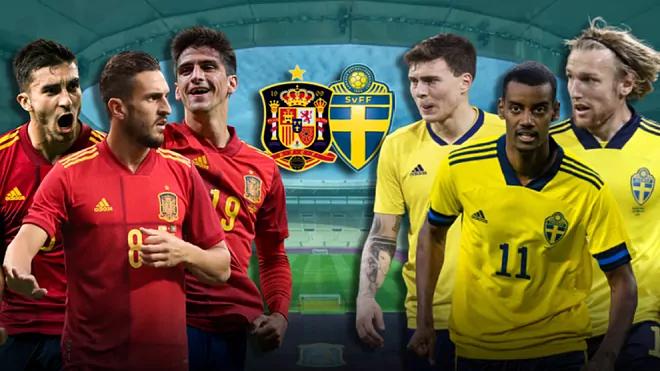 Eurocopa hoy: España vs Suecia, en vivo