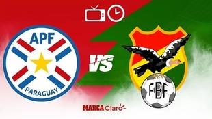 Paraguay vs Bolivia. Hora y dónde ver el partido de la primera fecha.