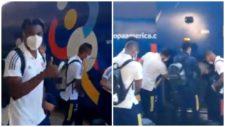 La Selección Colombia deja Cuiabá.