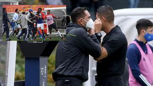 El reporte del árbitro por la pelea en el Millonarios vs Junior.