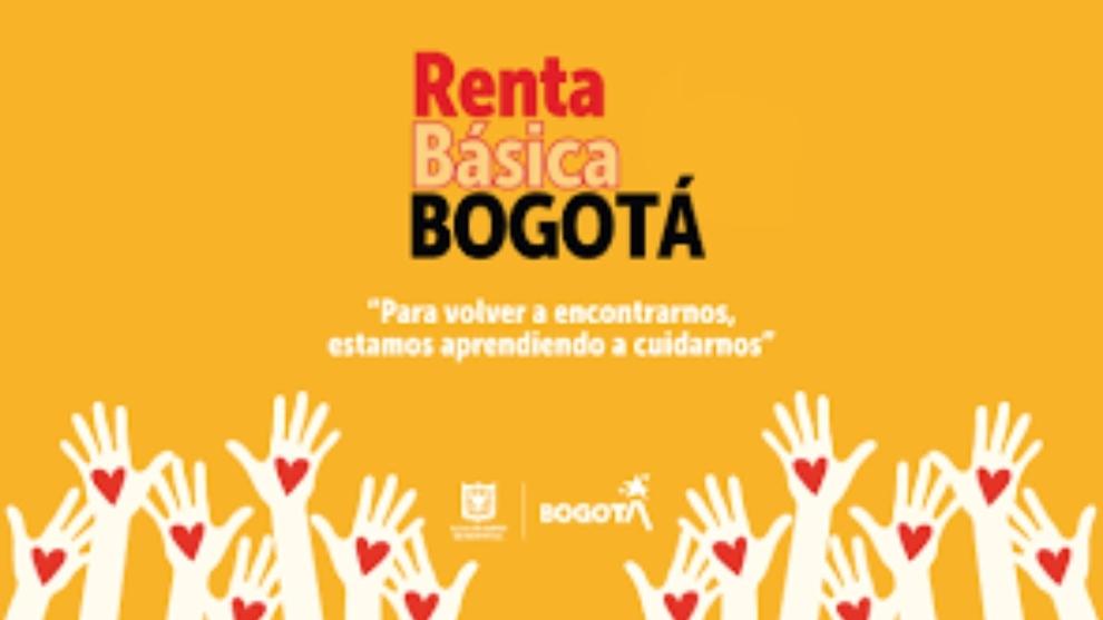 Renta Básica en Bogotá
