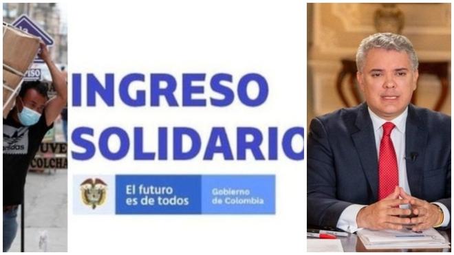 ¿Ingreso solidario hasta agosto? El presidente Iván Duque responde.