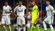 Hierro, Raúl, Casillas y ahora Ramos han padecido el puño de hierro...