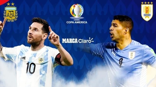 Argentina vs Uruguay, en vivo el partido de la Copa América por el ...