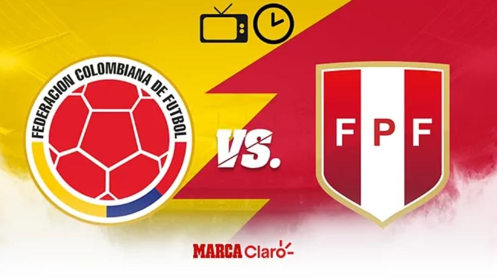 Colombia vs Perú en vivo: ¿Cuándo juegan por la Fecha 3 de la ...