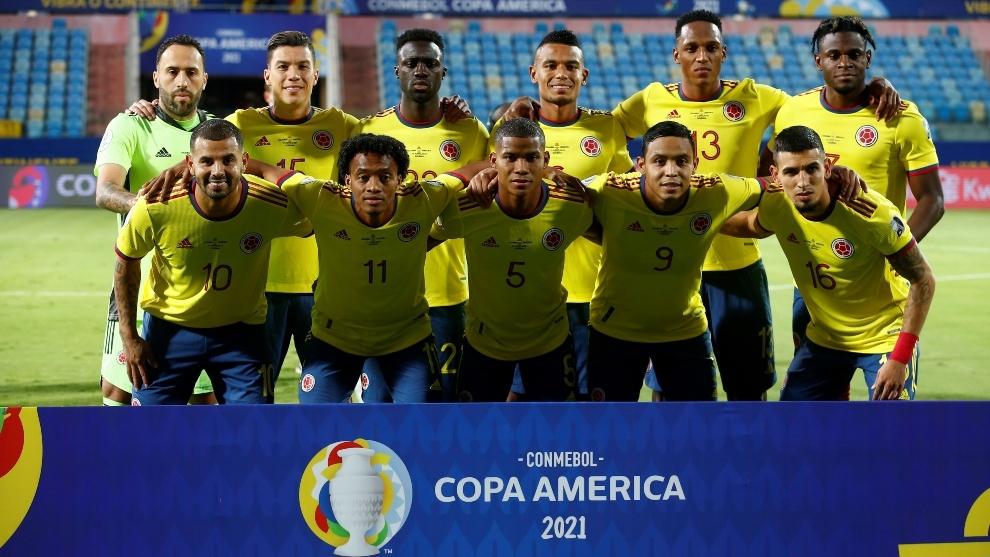 Colombia vs Perú: Posibles formaciones