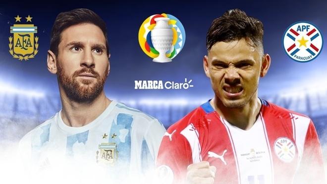 Argentina vs Paraguay: Resumen, gol y resultado del partido de la ...