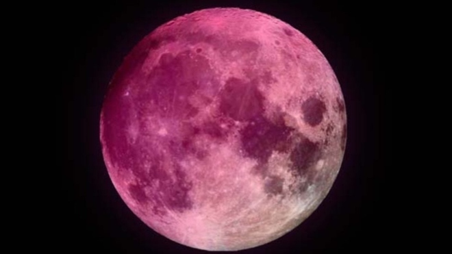 Luna de Fresa para este 2021
