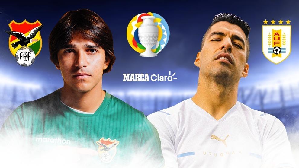 Bolivia vs Uruguay,resumen, resultado y goles del partido de la ...
