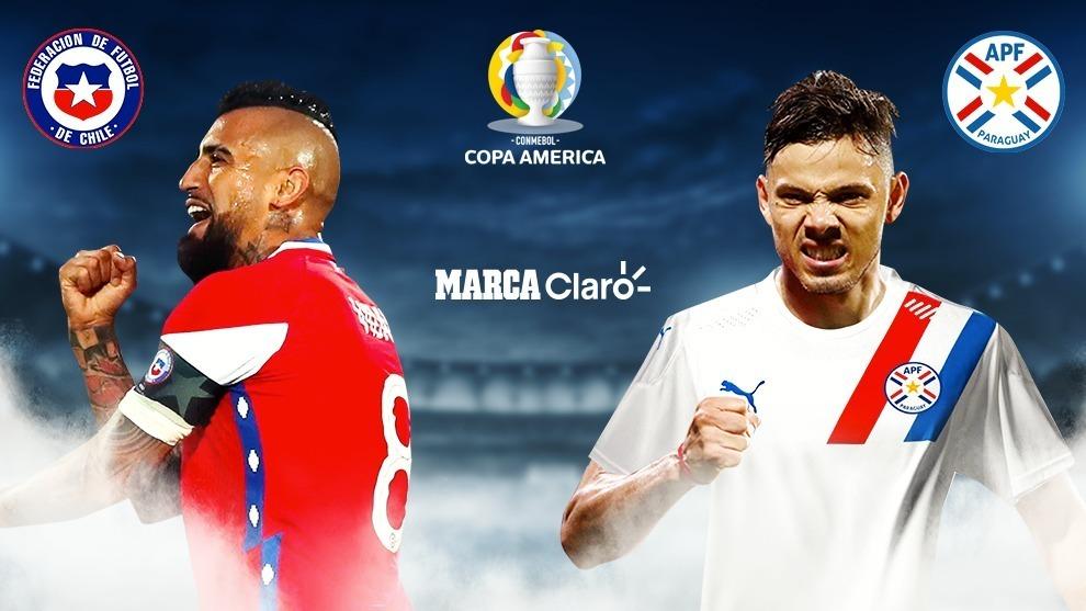Chile vs Paraguay, en vivo online: El partido de la fecha 4 del grupo ...