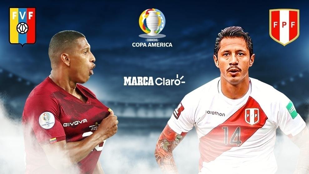Venezuela vs Peru Highlights 27 June 2021