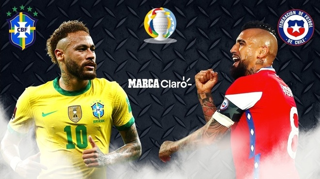 Brazil vs Chile Full Match & Highlights 03 July 2021