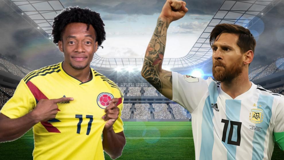 Colombia vs Argentina, un clásico de la Copa América