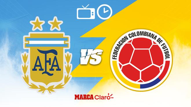 Argentina vs Colombia por la Copa América 2021: cómo ver en vivo y...