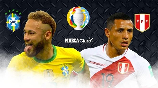 Brasil vs Perú: Resumen, gol y resultado del partido de semifinales