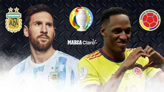Argentina vs Colombia Full Match & Highlights 07 July 2021
