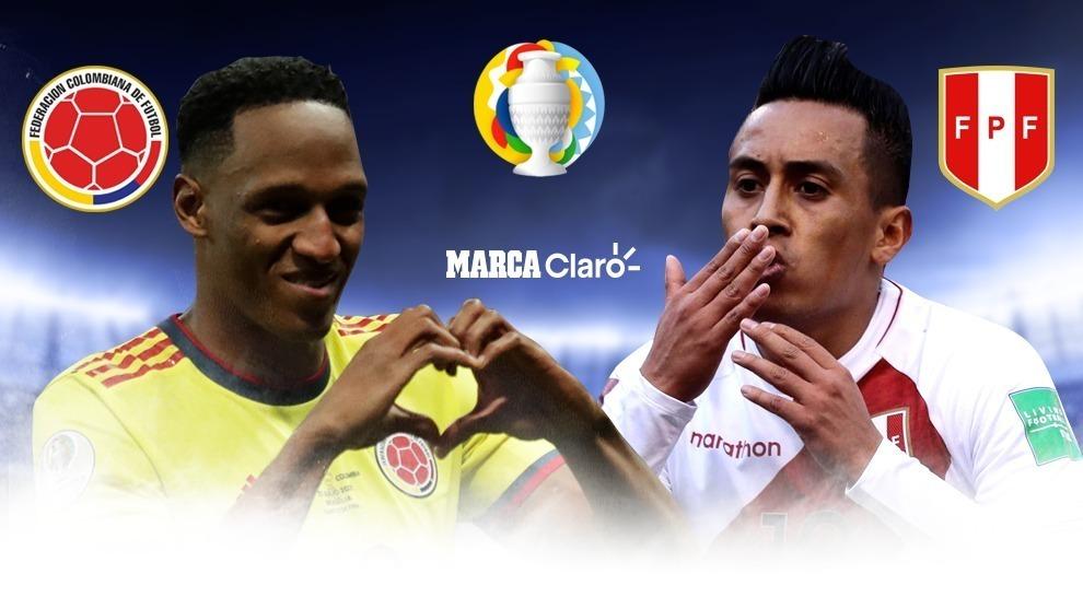 Resumen, resultado y goles de Colombia vs Perú: partido por el ...