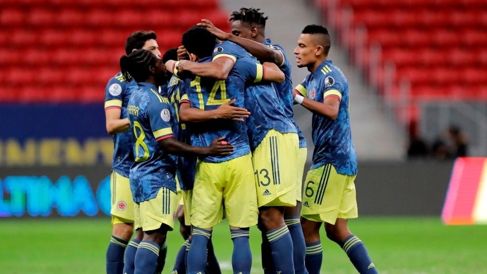 Colombia 3-2 Perú: Esta medalla es de bronce, pero Luis Díaz es de oro | MARCA Claro Colombia