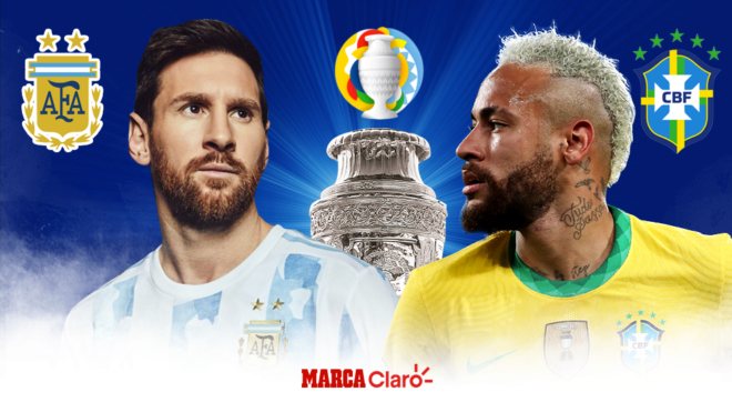 Argentina vs Brasil: Resumen, gol y resultado del partido de la gran ...