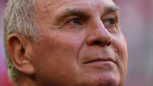 Hoeness, presidente de honor del Bayern