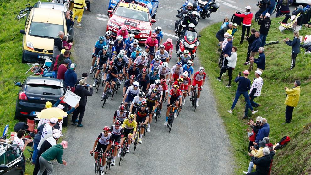 Tour de Francia 2021: Etapa 17 del Tour de Francia 2021, en vivo: Resultado de la carrera de ciclismo, en directo   MARCA Claro Colombia