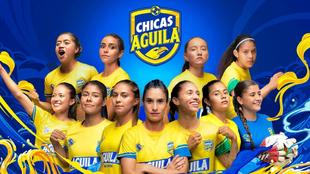 Chicas Aguila 2021.