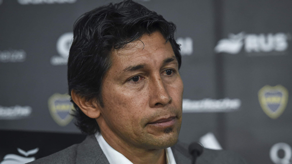 Jorge Bermúdez, miembro del Consejo de Fútbol de Boca Juniors.