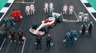 Así es el nuevo F1