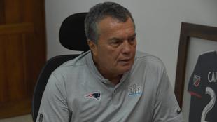 Óscar Ignacio Martán denuncia que recibió amenazas de muerte.