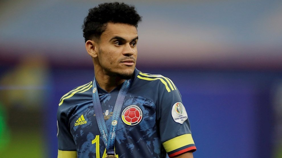 Luis Díaz habla sus inicios en el fútbol y su sueño en la...