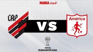 Athletico Paranaense vs América: dónde ver en vivo y en directo...