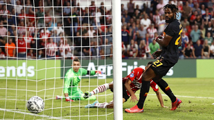 PSV venció 5-1 a Galatasaray y se acerca a tercera ronda previa de...