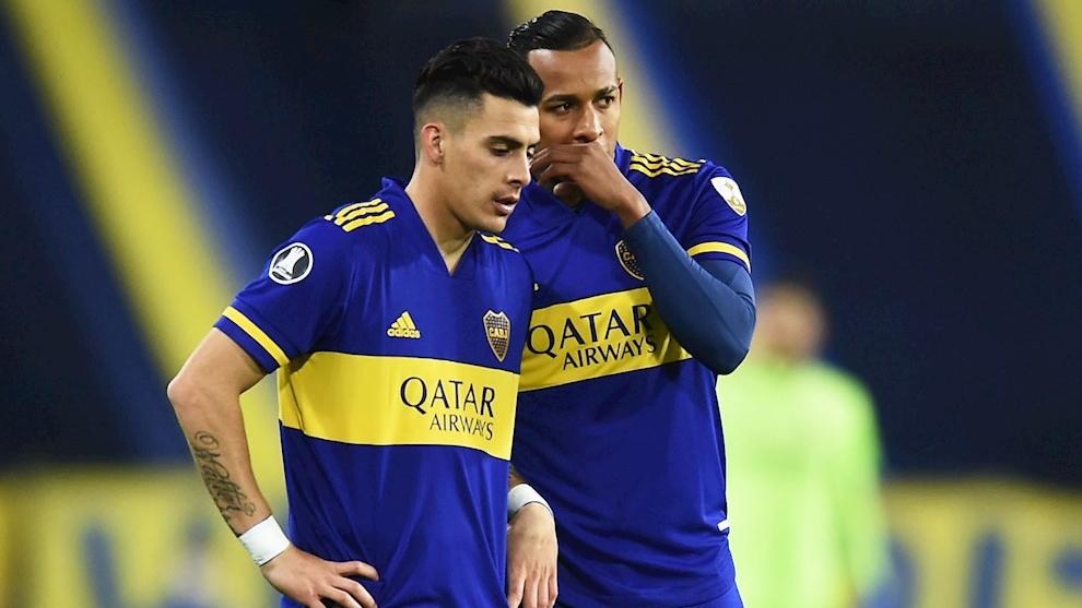 El desafiante mensaje de Sebastián Villa a su salida de Brasil.