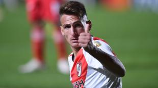 River Plate venció 2-0 a Argentinos con doblete de Romero y avanza a...