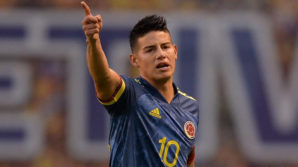 Iván Ramiro Cordoba considera que la Selección necesita a James...