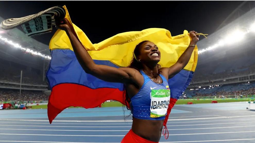 Estos atletas son las apuestas fuertes de la delegación colombiana...