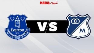 Everton vs Millonarios: dónde ver en vivo y en directo online.
