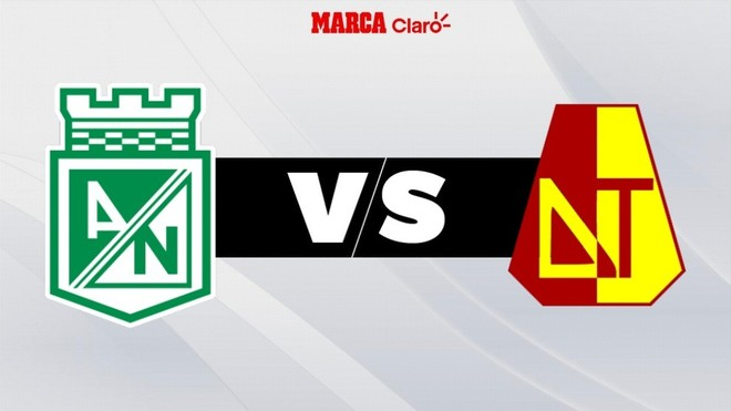 Nacional vs Tolima: en vivo por la Liga BetPlay; partido por la fecha ...