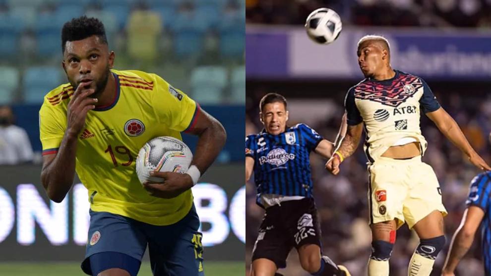 Miguel Ángel Borja y Roger Martínez, sin posibilidades para llegar a...