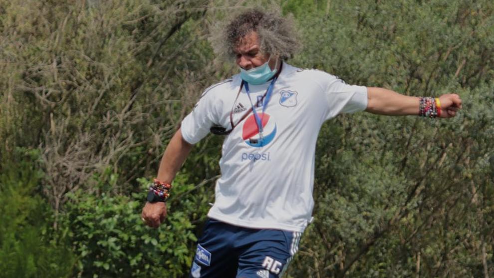 Alberto Gamero explica por qué Millonarios no tiene refuerzos para el...