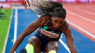 Caterine Ibarguen salta en los Juegos Olímpicos de Tokio; a qué hora...