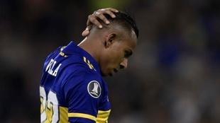 Sebastián Villla se quiere ir de Boca Juniors.