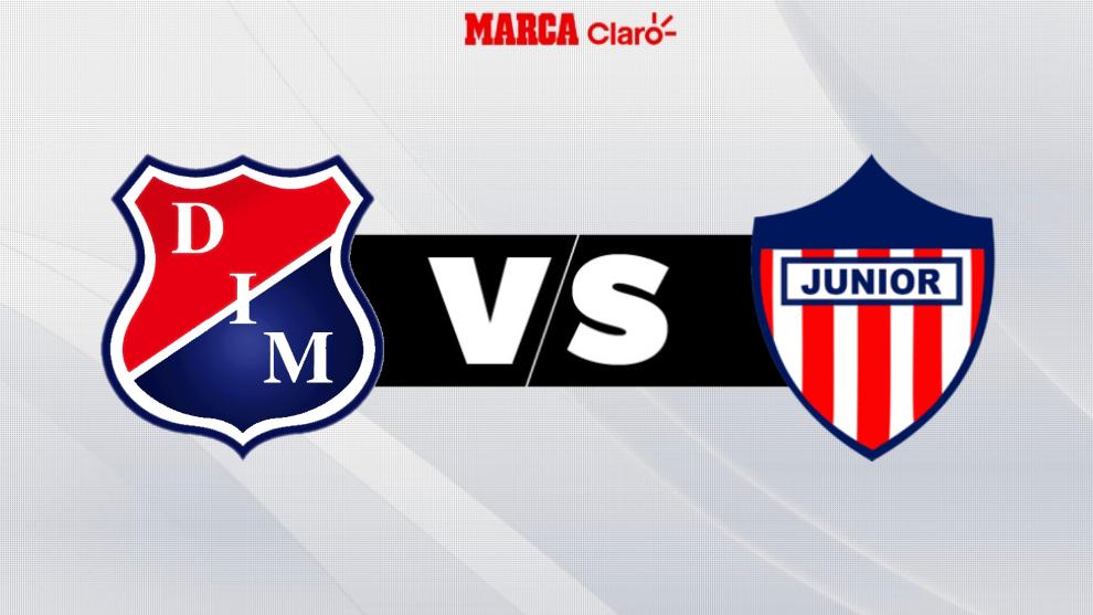DIM vs Junior, en vivo el partido por la fecha 4 de la Liga Betplay