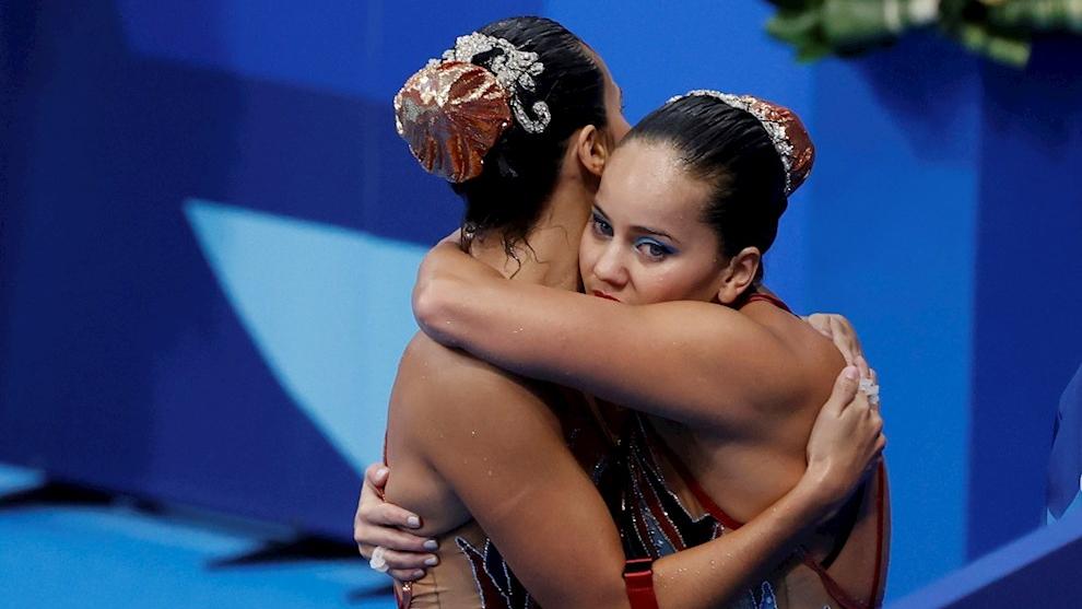 Estefanía Álvarez y Mónica Arango terminan su participación en...