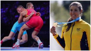 Cómo ver a los colombianos en los juegos olímpicos por internet.