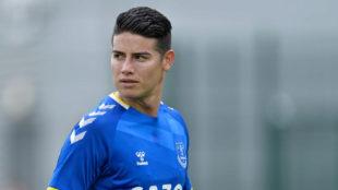 ¿Quién podría sustituir a James si sale del Everton?